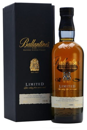 BALLANTINE'S WHISKY LIMITED 70CL