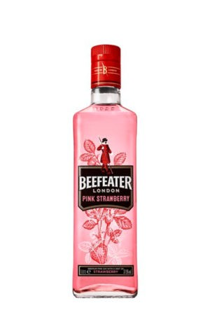 BEEFEATER GIN PINK STRAWBERRY 70CL 37.5%