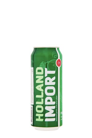 BEER HOLLAND CAN 50CL