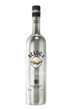 BELUGA CELEBRATION VODKA 1L