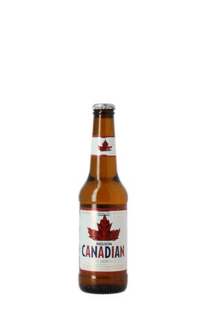 CANADIAN LAGER BEER 0.33CL
