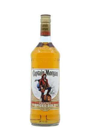 CAPTAIN MORGAN GOLD SPICE 1L