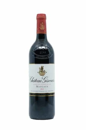 CHATEAU GISCOURS MARGAUX 2011 75CL