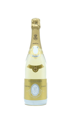 CRYSTAL CHAMPAGNE 2009 75CL