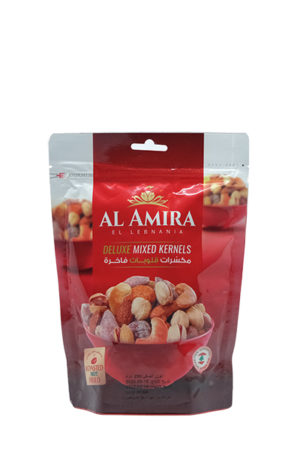 DELUXE MIXED NUTS AL AMIRA 250GR