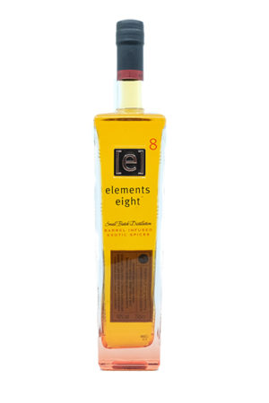 E ELEMENT 8 RUM 70CL SPICE