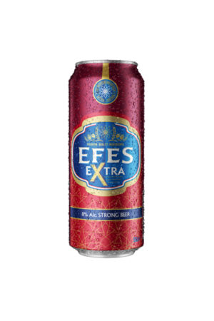 EFES BEER EXTRA 0.5L CAN