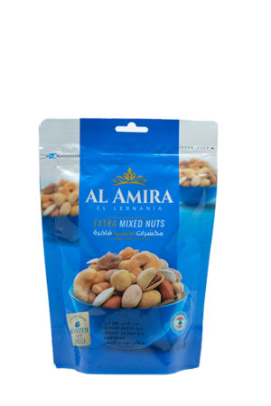 EXTRA MIXED NUTS AL AMIRA 300GR