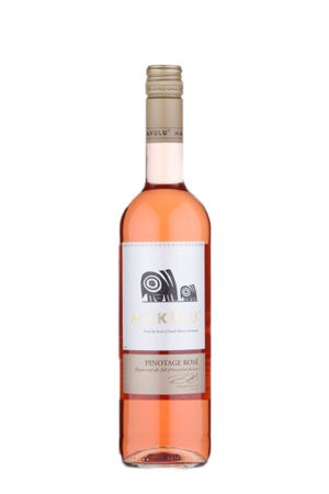 MAKULU PINOTAGE ROSE 75CL - SOUTH AFRICA