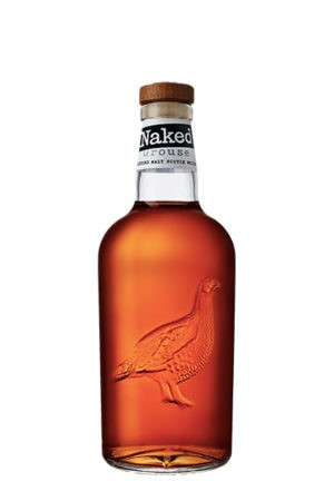 NAKED THE FAMOUS GROUSE 70CL - 40%