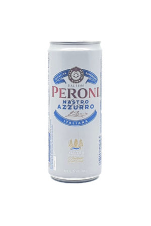 PERONI BEER 0.33L CAN