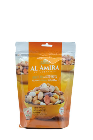REGULAR MIXED NUTS AL AMIRA 300GR