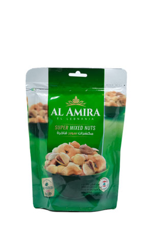 SUPER MIXED NUTS AL AMIRA 300GR