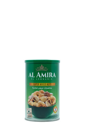 SUPER MIXED NUTS AL AMIRA CAN 450GR
