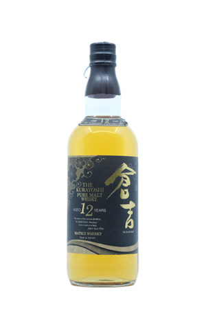THE KURAYOSHI 12YO 70CL