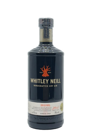 WHITLEY NEILL 70CL- 43%
