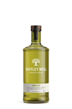 WHITLEY QUINCE GIN 1L